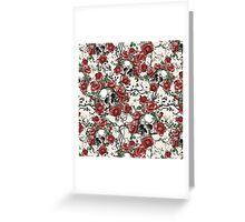 Les Fleurs du Mal Greeting Card