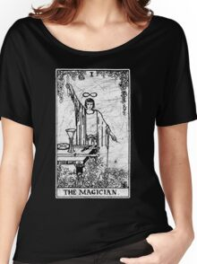 The Magician Tarot Card - Major Arcana - fortune telling - occult Women's Relaxed Fit T-Shirt