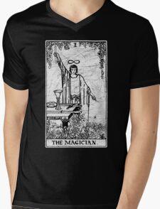 The Magician Tarot Card - Major Arcana - fortune telling - occult Mens V-Neck T-Shirt