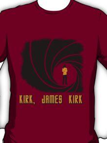 Kirk, James Kirk T-Shirt