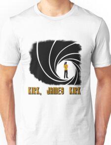 Kirk, James Kirk Unisex T-Shirt