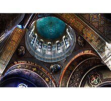 Russian Orthodox Cathedral Photographic Print