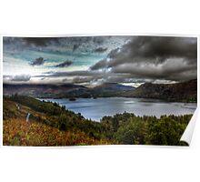 Lake District Landscape Poster
