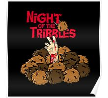 Night of the Tribbles Poster