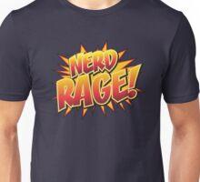 NERD RAGE! Unisex T-Shirt