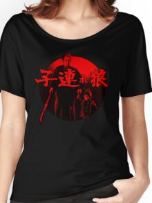 Lone Wolf and Cub Women's Relaxed Fit T-Shirt
