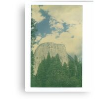 el capitan. Canvas Print
