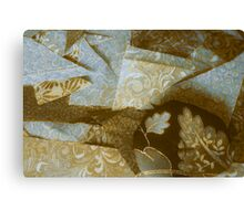 Vintaged Cuttings Canvas Print