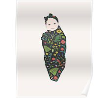 Adorable Baby Poster