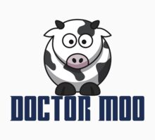 Doctor Moo by Pixie Jones