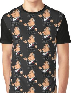 Mr Godfather searches for happiness  Graphic T-Shirt