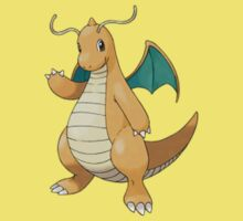 Dragonite by coltoncaelin
