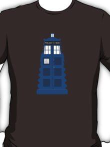 Dalek Tardis T-Shirt