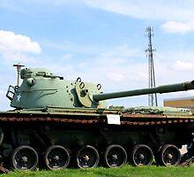 American Tank by Meghan1980