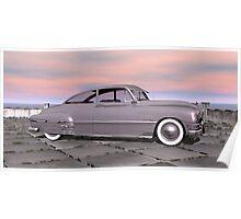1951 Pontiac Poster