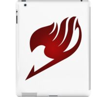 Fairy Tail RED iPad Case/Skin