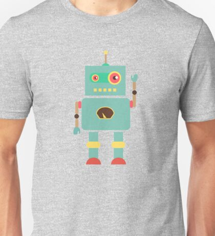 Hello Robo Unisex T-Shirt