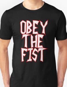Invader Zim commands you to. . .OBEY THE FIST! T-Shirt