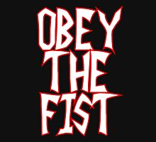 Invader Zim commands you to. . .OBEY THE FIST! Unisex T-Shirt