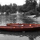 2 Little Boats Brockhole Windermere by liberthine01