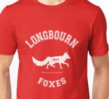 Longbourn Foxes - Pride and Prejudice - Team Bennet Unisex T-Shirt