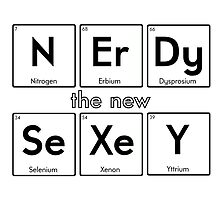 Nerdy the new Sexy Elements mono by Defiantdiva