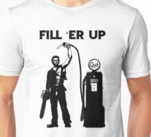 Bruce cambell fill er up Unisex T-Shirt