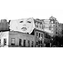 Marilyn Monroe Mural, Washington, D.C. Photographic Print