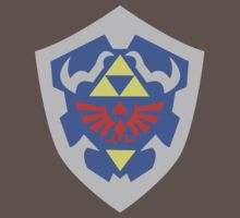 Hylian Shield (Zelda) by CalvertSheik