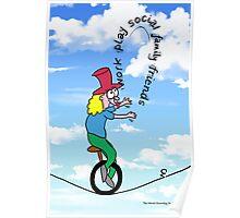 Juggling Act Poster