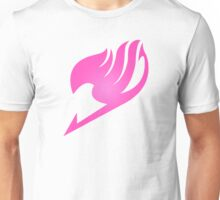 Fairy Tail HOT PINK Unisex T-Shirt