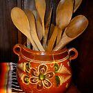 Spoons by WildestArt