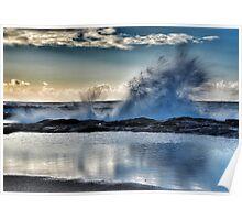 Oceanic Power Poster