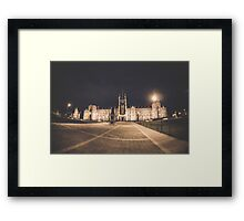 Queens University Belfast Framed Print