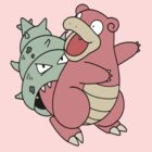 Slowbro by linwatchorn