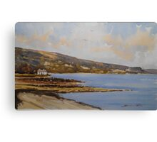 Antrim Coast #1 Canvas Print