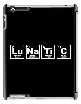 Lunatic - Periodic Table by graphix
