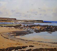 Antrim Coast #2 by Sam Gilmore