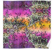 Eeds Eyes Variation 813 Poster