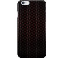 Geometric Grid iPhone Case/Skin