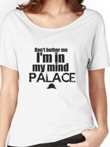 Mind Palace Women's Relaxed Fit T-Shirt