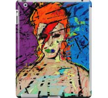 David Bowie. A Lad Insane iPad Case/Skin