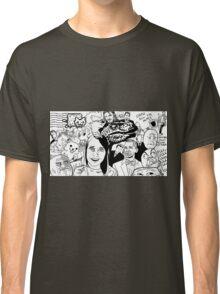 Full Legendary Memes  Classic T-Shirt