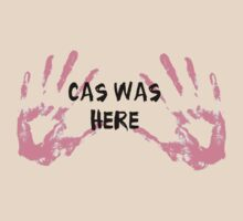 Cas was WHERE? by littlemissahab