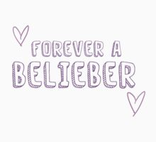 Forever a Belieber by Duckmuncher
