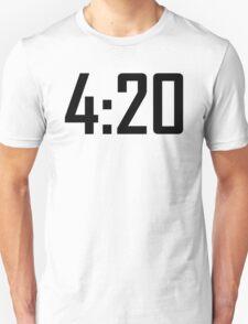 420 funny weed stoner cannabis kush  Unisex T-Shirt
