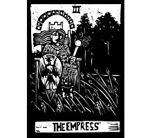 The Empress - Tarot Cards - Major Arcana Photographic Print