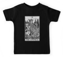 The Empress Tarot Card - Major Arcana - fortune telling - occult Kids Tee