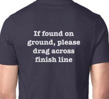 finishers are winners Unisex T-Shirt