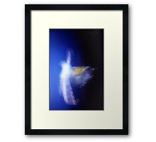 The Light Is The Art 09 Framed Print
